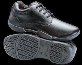 Drillmaster Super Band Shoes (Men Medium 10.5) Black