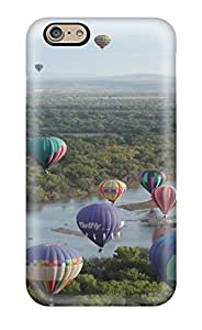 New Style Case Cover TaWHiVR3119DEoGz Balloon Adventure Photography People Photography Compatible With Iphone 6 Protection Case