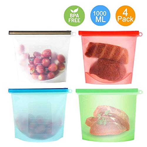 Aibrisk Dishwasher Reusable Resealable Vegetables