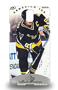 Galaxy Design High Quality NHL Pittsburgh Penguins Mario Lemieux #66 Cover Case With Excellent Style For Galaxy Note 3 ( Custom Picture iPhone 6, iPhone 6 PLUS, iPhone 5, iPhone 5S, iPhone 5C, iPhone 4, iPhone 4S,Galaxy S6,Galaxy S5,Galaxy S4,Galaxy S3,Note 3,iPad Mini-Mini 2,iPad Air ) WANGJING JINDA