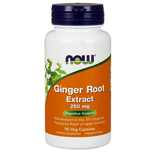 Cheap NOW Ginger Root Extract 250 mg,90 Veg Capsules