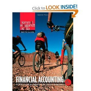 Financial Accounting: Tools for Business Decision Making 6th (Sixth) Edition