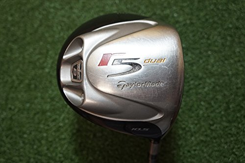 Taylormade R5 Dual Right-Handed Driver Graphite Regular 10.5° (Taylormade R5)
