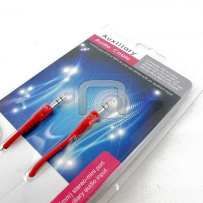 10-Pcs-RED-35mm-STEREO-MINI-PORT-AUXILIARY-AUDIO-CABLE-FOR-Samsung-Galaxy-S-4G-T959V
