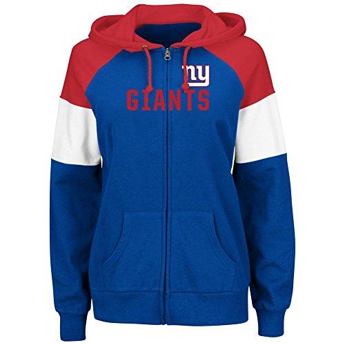 Ny giants zip up hoodie