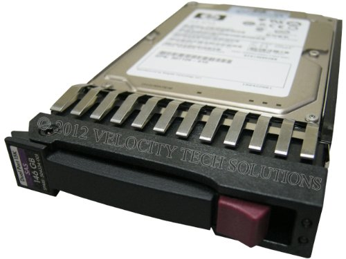 HP HDD 146GB SAS 15K 3GB/S DP HS 2.5''