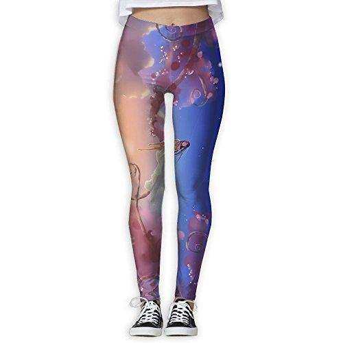 MIULOP CMILC Women's High Waist Yoga Pants Dream Tummy Control Workout Running 4 Way Stretch Yoga Leggings