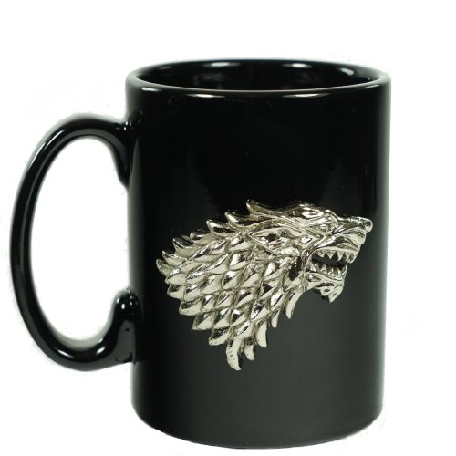 Game of Thrones 15oz Stark Emblem Mug