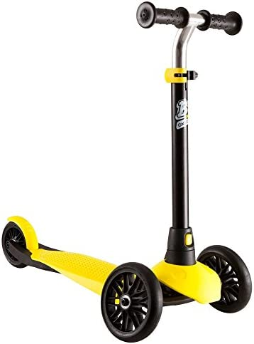 Oxelo B1-3 Rubber Wheels Scooter