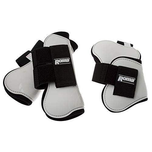 Roma Competitor Series Boot (Pack Of 4) (Full) (White)