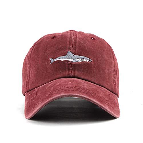 Sombrero, Gorra de béisbol en Blanco de Color sólido Ajustable del Sombrero: Amazon.es: Ropa y accesorios