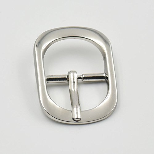 Center Bar Roller Buckles (10 Pcs 3/4