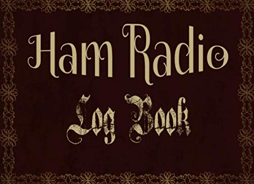 HAM Radio Log Book: Amateur Radio Operateur station log book-Notebook for amateur radio operators #12