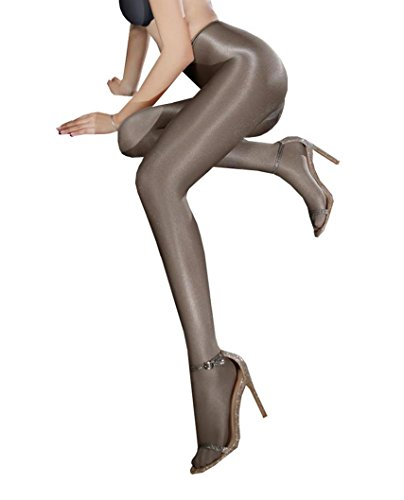 Shaping Stockings Dance Socks Shiny Flash Super-slick Body Stockings Pantyhose 70D (Body Shaping Pantyhose)