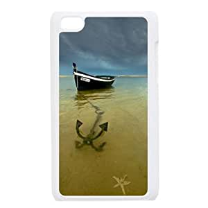 Clzpg New Design Ipod Touch 4 Case - Ship diy plastic case
