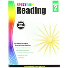 Spectrum Reading Workbook Grade 2