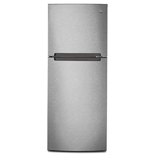 Gallon Door Bins - Kenmore 76393 10.7 cu. ft. Refrigerator with Gallon Door Bins/Humidity Controlled Crisper, Stainless Steel