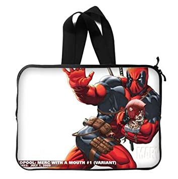 sports shoes 128ac 584fc Deadpool Headpool Laptop Sleeve 13 / 13.3 Inch for Macbook Pro 13 ...