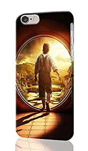 iPhone 6 Case 3D - The Hobbit An Unexpected Journey Patterned Beauty Skin Hard 3d Case Cover for Apple iPhone 6 with 4.7 inches - Haxlly Designs Case hjbrhga1544