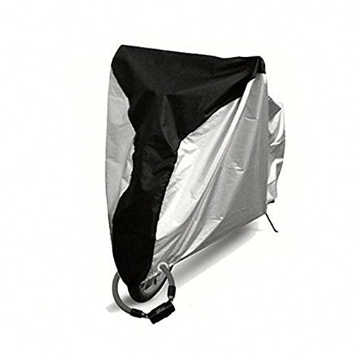 Bicycle Cover,XL-size,Waterproof, Outdoors,Bike Cover,Dust and UV Proof, Free Seat Cover Included! Ari-Za