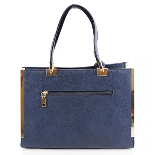 HB Style , Damen Tote-Tasche Mehrfarbig Mehrfarbig beige