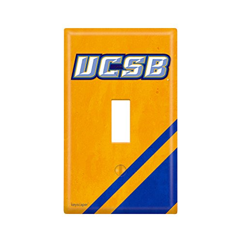 Cal Santa Barbara Gauchos Single Toggle Light Switch Cover - Ucsb Gift Shop