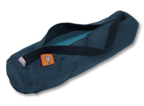 Navy Cotton Mat Bag - 8