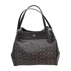 COACH Outline Signature Lexy Shoulder Bag