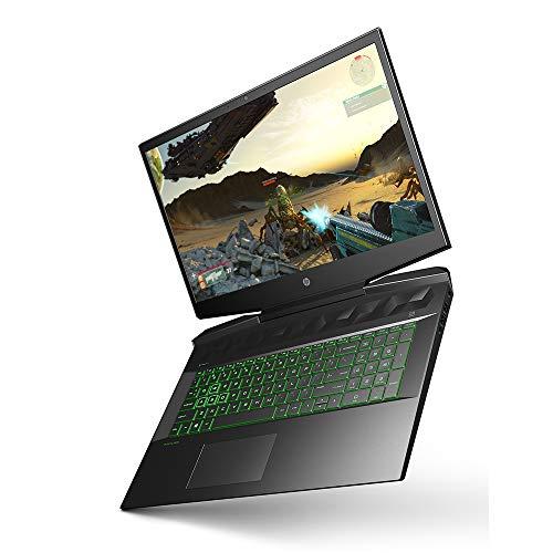 "2020 HP Pavilion 15.6"" FHD Gaming Laptop Computer, Intel Core i5-9300H CPU, 12GB RAM, 1TB HDD+256GB SSD, Backlit KB, HD Webcam, B&O Audio, NVIDIA GeForce GTX Graphics, Windows 10, Black, 32GB USB Card"
