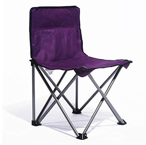 Mkkwp Hohe Qualität Sonnenliegen Outdoor Angeln Stuhl Camping Klapp Einfache Strand Stuhl Verstellbare Atmungs Balkon Möbel, C