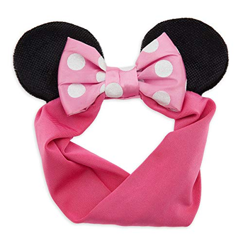 Disney Minnie Mouse Ears Headband for Baby Pink