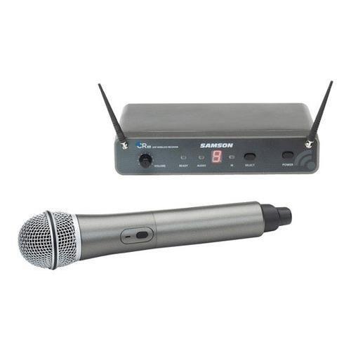 Samson Concert 88 Handheld 16-Channel True Diversity UHF Wireless System (Channel D)