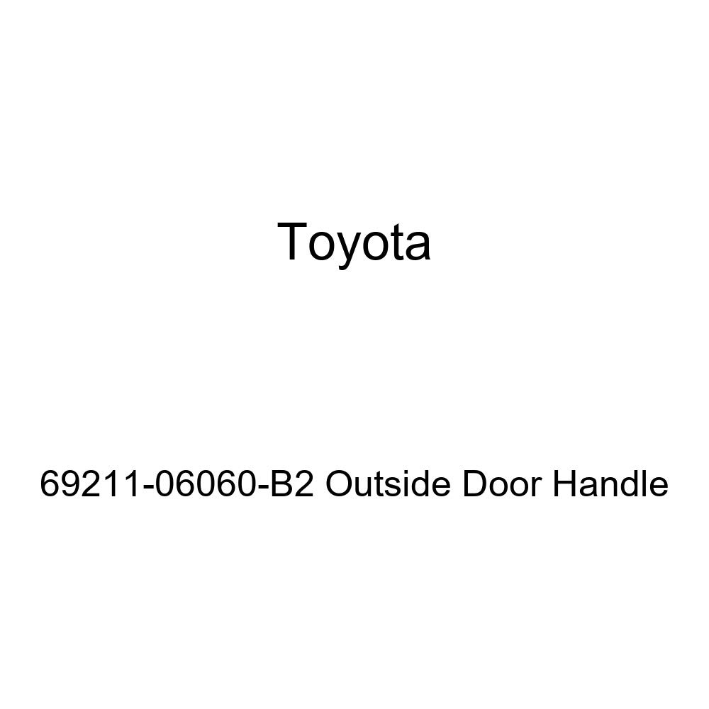 Toyota 69211-06060-B2 Outside Door Handle