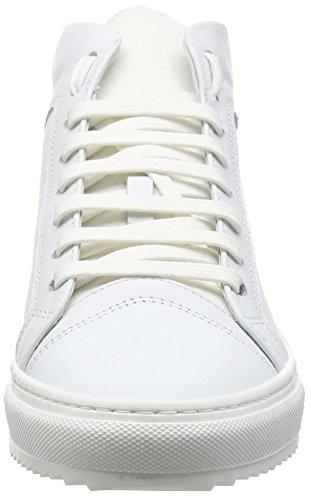 Antony Morato Sneaker Alta - Zapatillas altas Hombre Blanco - Weiß (1000 BIANCO)