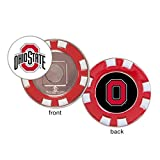 Ohio State Ball Marker Challenge Coin Poker Chip Metal