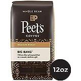 Peet's Coffee Major Dickason's Blend Dark Roast Whole Bean Coffee, (.24 Ounce Bag)