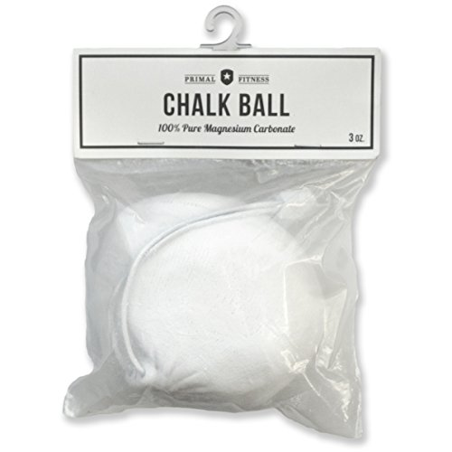 Primal Fitness 3 oz. Refillable Gym Chalk Ball