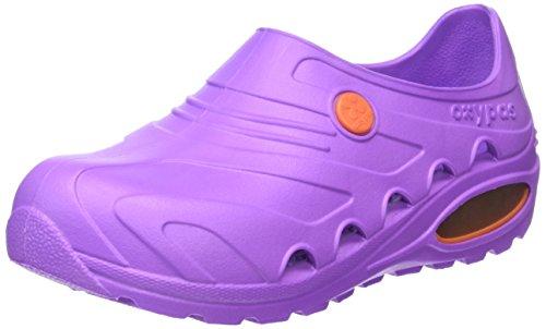 Oxypas Para Unisex Oxyva De Jogger Trabajo Guantes Adultos Zapatos Purple Safety wUZawHxAq