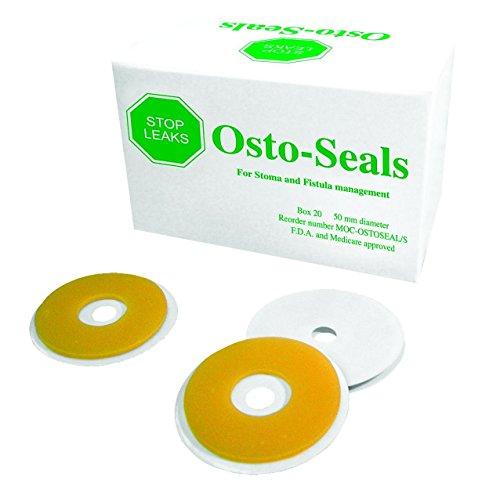 - Osto-Seals Case of 120