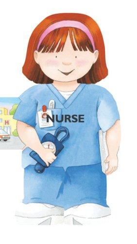 Download Nurse (Mini People Shape Books) pdf epub
