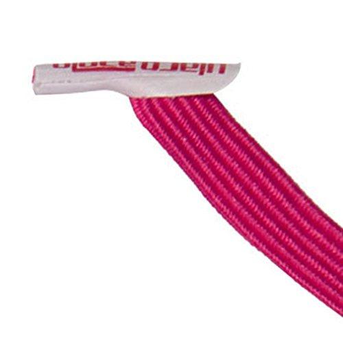 U-Lace Mix N Match–Maletín cordones, color Morado - Neon Magenta