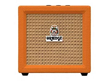 Amplificador combo para guitarra Orange Crush Mini: Amazon.es: Electrónica