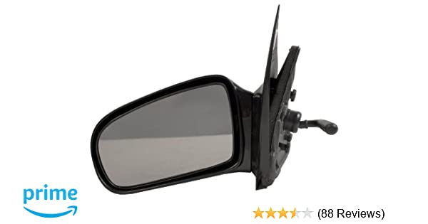 New GM1320148 Driver Side Door Mirror for Chevrolet Cavalier Coupe 1995-2005