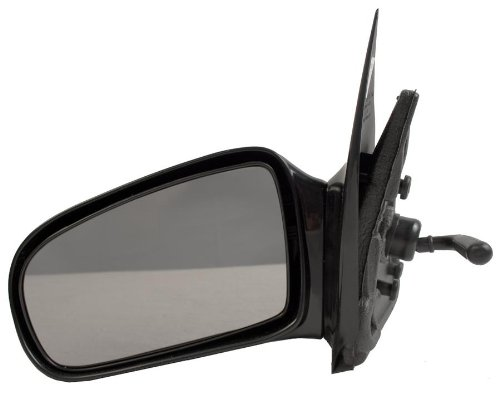 OE Replacement Chevrolet Cavalier/Pontiac Sunfire Driver Side Mirror Outside Rear View (Partslink Number GM1320148)