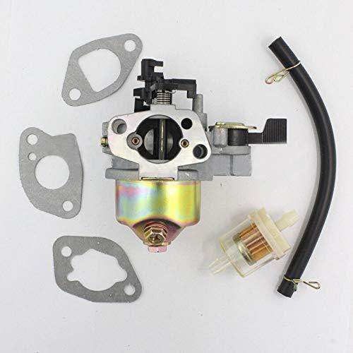 Carburetor - Universal Carburetor Gxv140 Gxv160 Hr194 Hr214 Hra214 Hr215 Hr216 - Hrr2169vka Gcv160 Lever Manual Rebuild Drive Hrr216 Throttle Rear Wheel Cord Propelled Front Rope Springs Self H