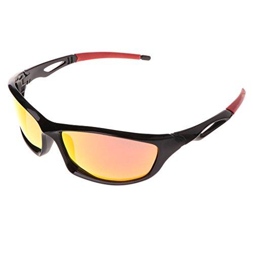 Libre Gafas 5 Aire 3 al Ciclismo de Deportes 5 Sol conducción Unisex Lamdoo protección polarizadas de PnFZaPx1