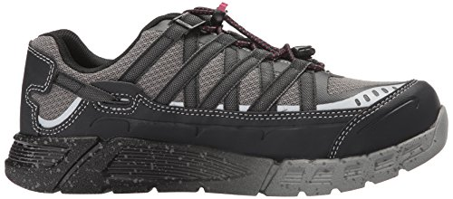 Keen Utility Womens Asheville At ESD Industrial and Construction Shoe Black/Gargoyle