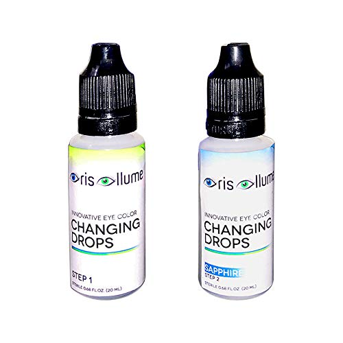 Iris Illume Eye Color Changing Drops in -