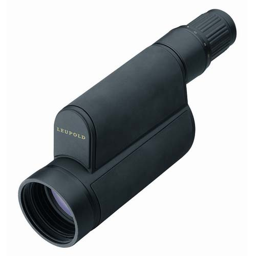 Leupold Mark 4 12-40x60mm Tactical Spotting Scope, Tactical Milling Reticle