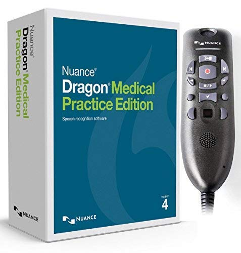 Microfono USB Nuance Dragon Medical para PC